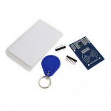 Inductive RFID card reader